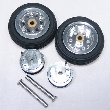 "Intairco Main Wheels - 2 1/4"" (57mm)-0"