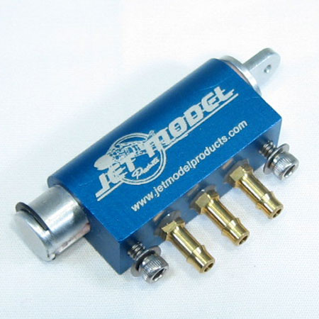 Jet Model Products 2-Way High Flow Control Valve - 4mm Airline Version