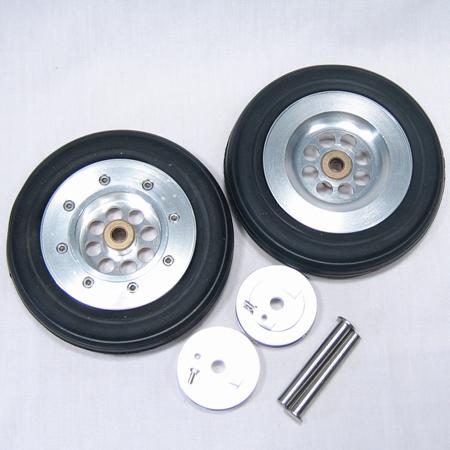 "Intairco Main Wheels - 4"" (102mm)-0"