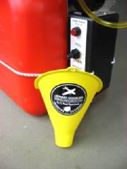 5 Gallon Gas Fueler Electric-80050