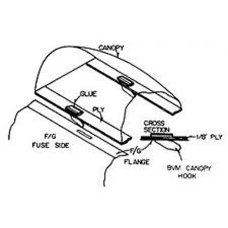 BVM Canopy Hook-78999