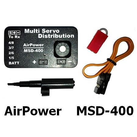 Multi Servo Distribution Module-0