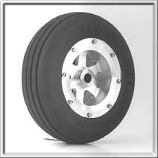"BVM Nose Wheel 2 5/8""-0"