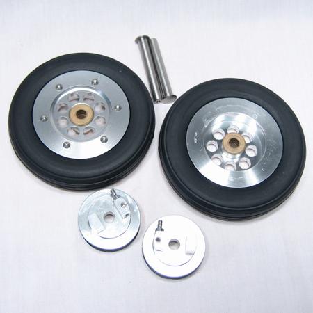 "Intairco Main Wheels - 3 1/2"" (89mm)-0"