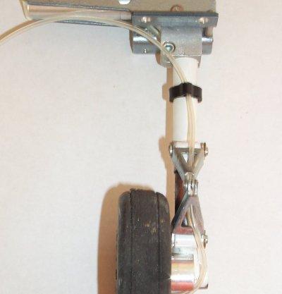 Brake Line Clip..Size = 7/16-80747