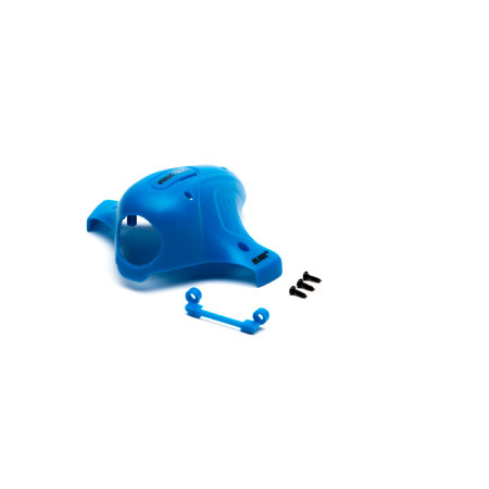 Canopy Blue: Inductrix FPV-0