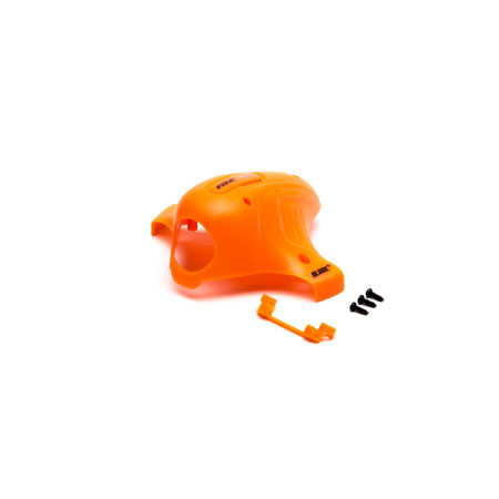 Canopy Orange: Inductrix FPV-0