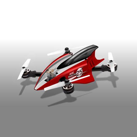 Mach 25 FPV Racer BNF Basic-0