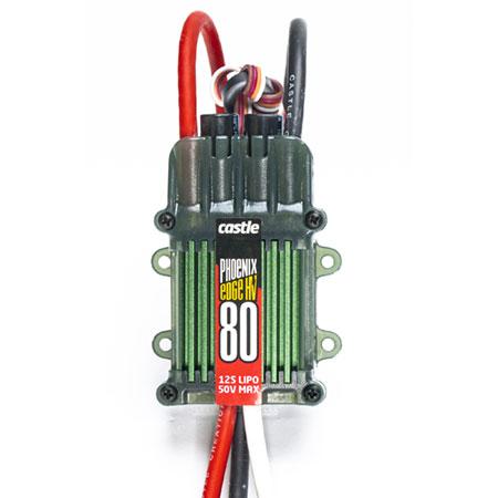 Castle Phoenix Edge 80HV 50V 80-Amp ESC-0