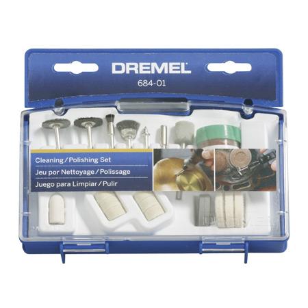 Dremel Cleaning/Polishing Set (20 pcs)-0