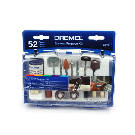 Dremel General Purpose Set (52 pcs)-0