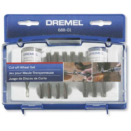 Dremel Cut-Off Wheel Set : 69 pcs-0