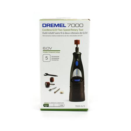 Dremel 6.0V Alkaline MiniMite, 2 Speed, 5 Acc-0