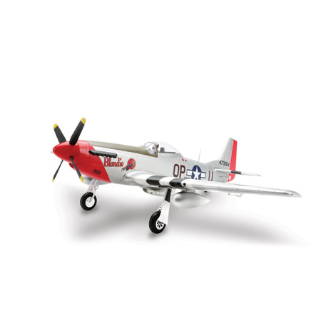P-51D Mustang 1.2m BNF Basic..-0
