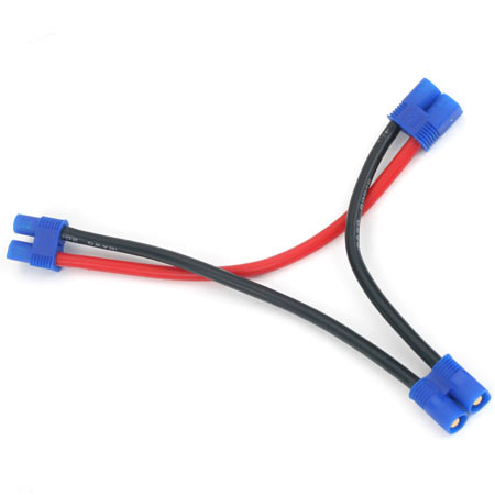 EC3 Battery Series Harness, 13AWG-0