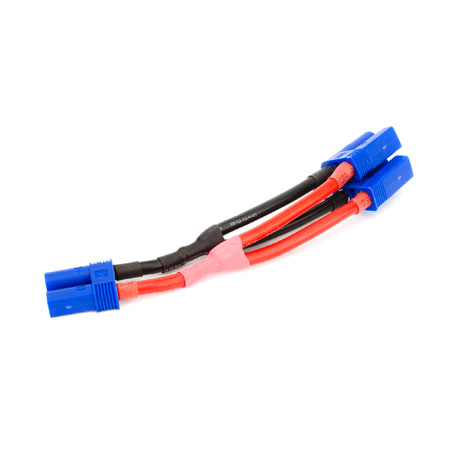 EC5 Battery Parallel Y-Harness, 10Awg-0