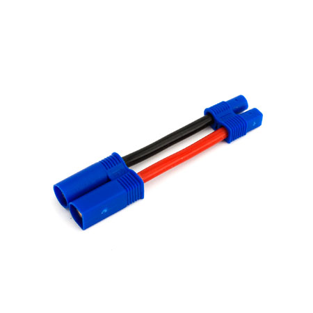 """EC5 Device To EC3 Battery 1.5"""", 12Awg-0"""