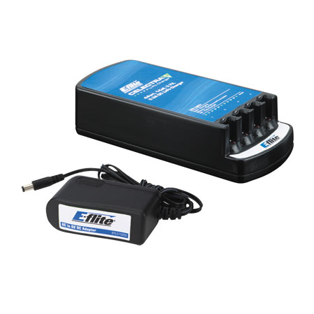 Celectra 4-Port Charger with AC Adapter Combo-0