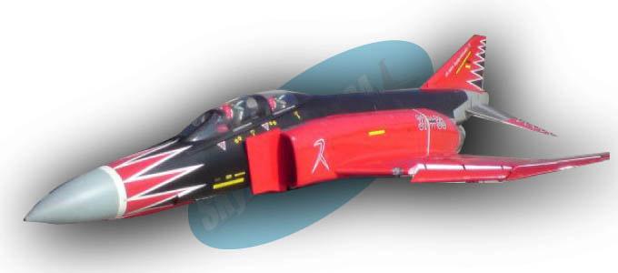 Skymaster F-4 ARF PLUS PRO - Kit In Box-0