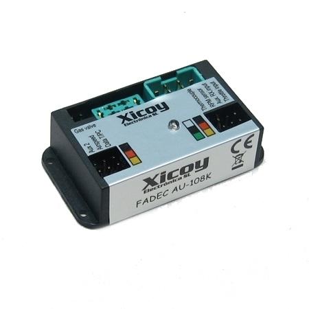 Xicoy Electornic Controller ECU v10-0