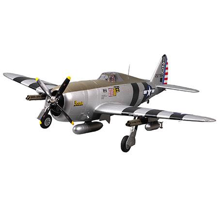 FMS P-47 Razorback PNP, 1500mm: Bonnie..-0
