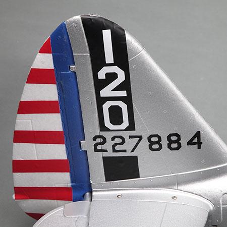 FMS P-47 Razorback PNP, 1500mm: Bonnie..-87207