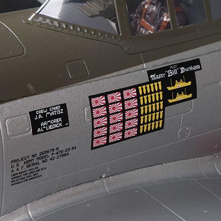 FMS P-47 Razorback PNP, 1500mm: Bonnie..-87202