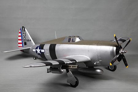 FMS P-47 Razorback PNP, 1500mm: Bonnie..-87203