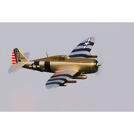 FMS P-47 Razorback PNP, 1500mm: Bonnie..-87205