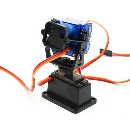 Pan/Tilt/Roll Camera Mount-0