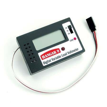 Digital Variable Load Voltmeter-0