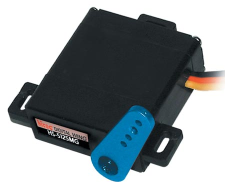 Hitec HS-5125MG Digital Wing Servo