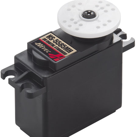 Hitec HS-5585MH Premium Digital, High Voltage Servo