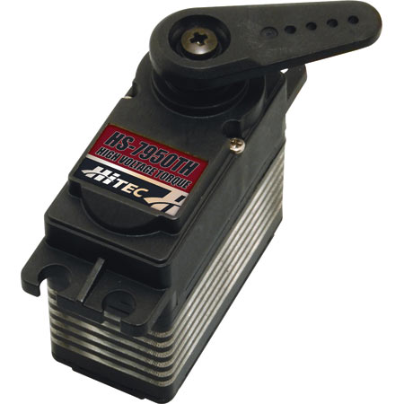 High-Voltage Mega Torque HS-7950TH:Universal