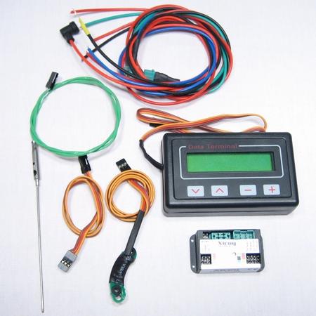 Xicoy FADEC Autostart ECU Kit V10-0