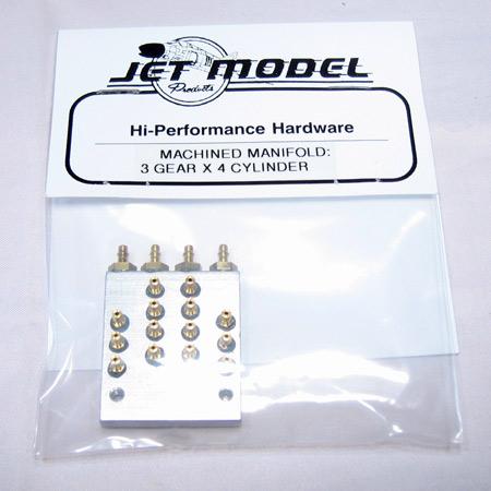 JMP Gear/Door Airline Manifold - 3x4-0