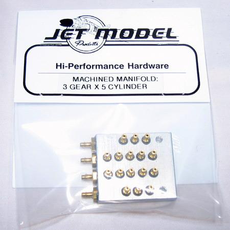 JMP Gear/Door Airline Manifold - 3x5-0