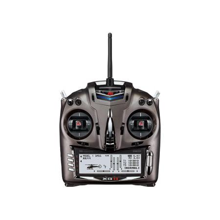 JR XG11 11ch DMSS Transmitter w/RG1131B Rx, DT-0