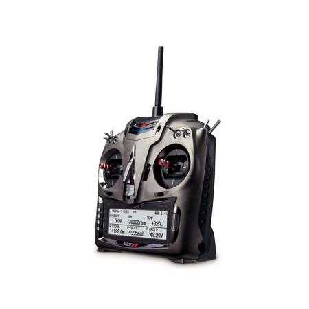 JR XG11 11ch DMSS Transmitter w/RG1131B Rx, DT-81176