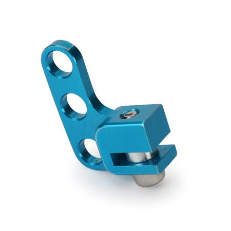 JR DSM Neck Strap Adaptor:Blue-0