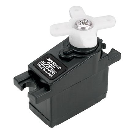 JR DS285MG Digital Hi-Speed Sub-Micro MG Servo-0