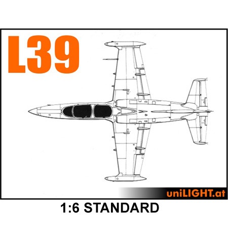 UniLight BND L39 Albatros 1:6 Standard-0