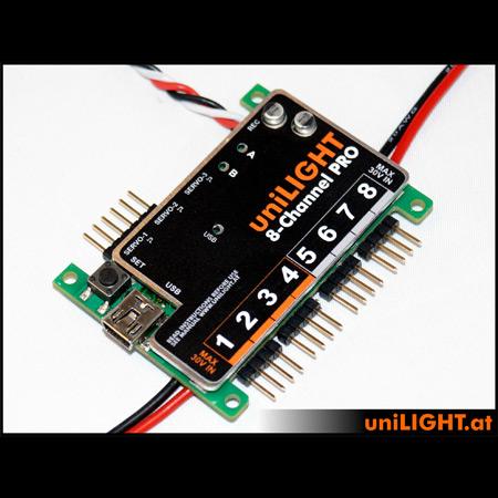 UniLight Controller 8-Channel PRO-0