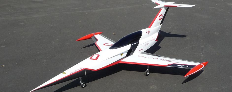Aviation Design Mini Diamond ARF Racing - Green Sport Jet-86808