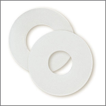 """Pro-Link Nylon 6/6 Washer .44 OD for 3/16"""" Axle - 8 Pack-0"""