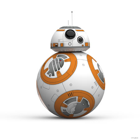 BB-8 App-Enabled STAR WARS Droid-0