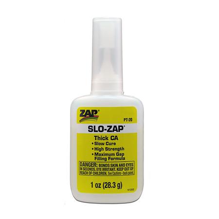 Slow Zap CA- 1oz