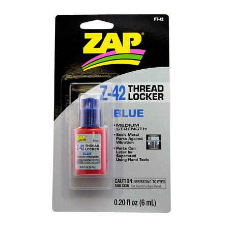 Z-42 Blue Threadlock