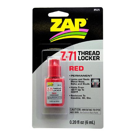 Z-71 Red Threadlocker-0