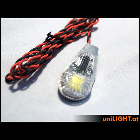 UniLight Profile Light Ultra, up to 20Wmax, T-Fuse - White-0
